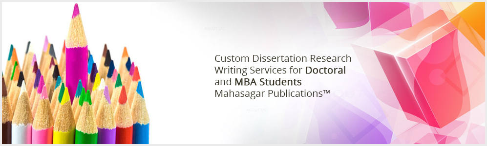Dissertation In Mba